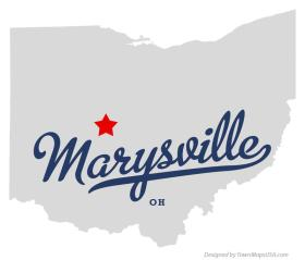 map_of_marysville_oh